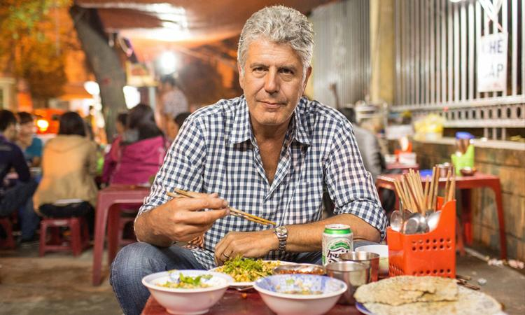 Anthony Bourdain And Hidden Hanoi
